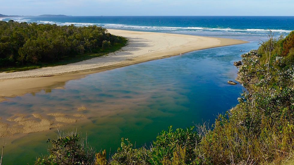 Boambee Creek - Sawtell New South Wales