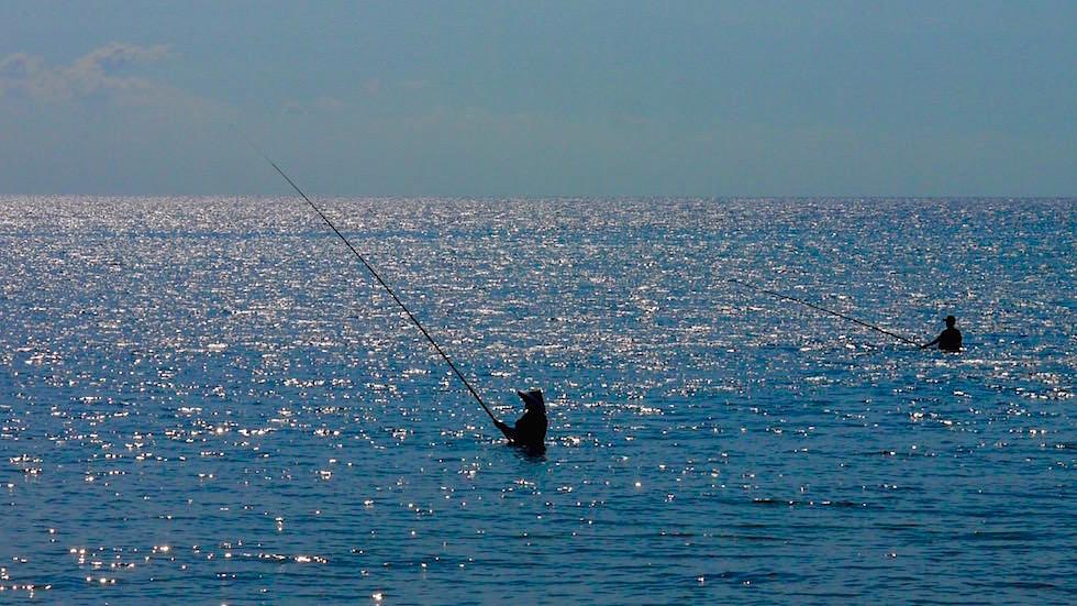 Foto-Essay: Fischer im Meer - Bali, Indonesien