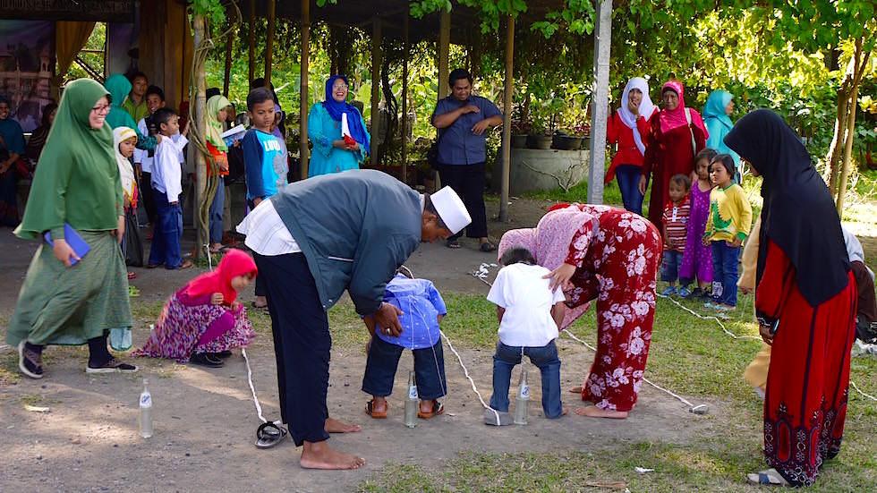 Foto-Essay: Kinderspiele Karangasem Palace - Bali