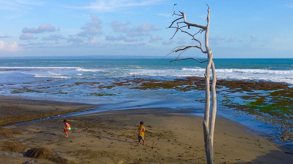 Foto-Essay Bali - Pererenan Beach