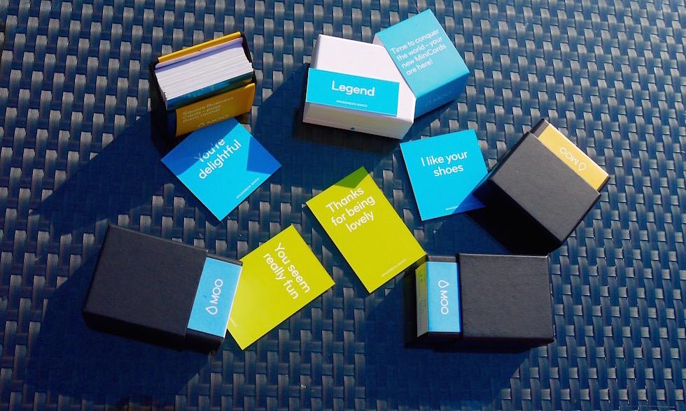 MOO - Kartenboxen