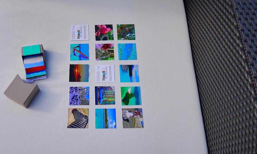 MOO Visitenkarten Quadrat super soft