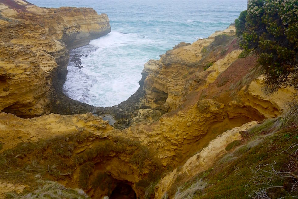 Felsformationen - The Grotto - Great Ocean Road Highlight - Victoria