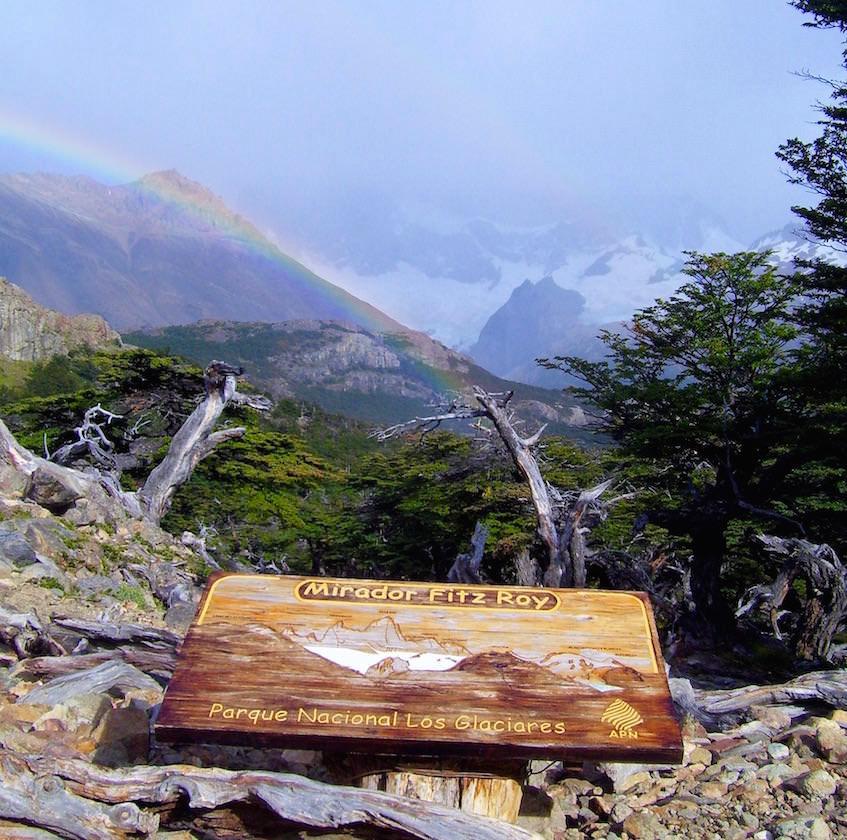 Mirrador Fitz Roy Wanderung - Patagonien