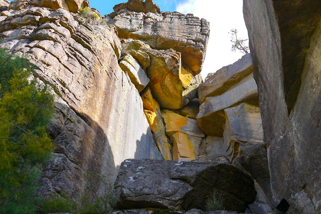 Pinnacle Lookout - Beeindruckende Felsformationen bei dieser Grampians Wanderroute - Victoria - Australien