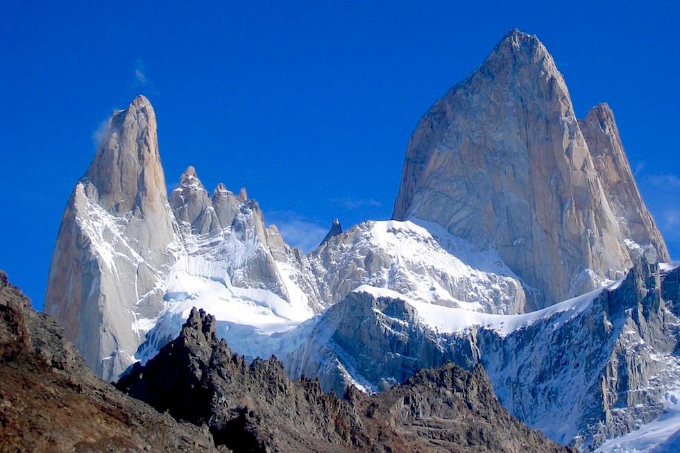 Fitz Roy - Patagonien
