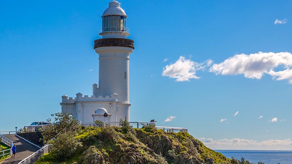 Cape Byron - Leuchtturm & Meer - New South Wales