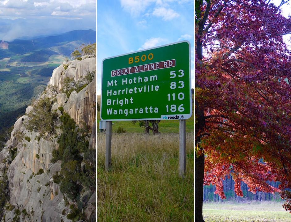 Great Alpine Tourist Road - Victoria