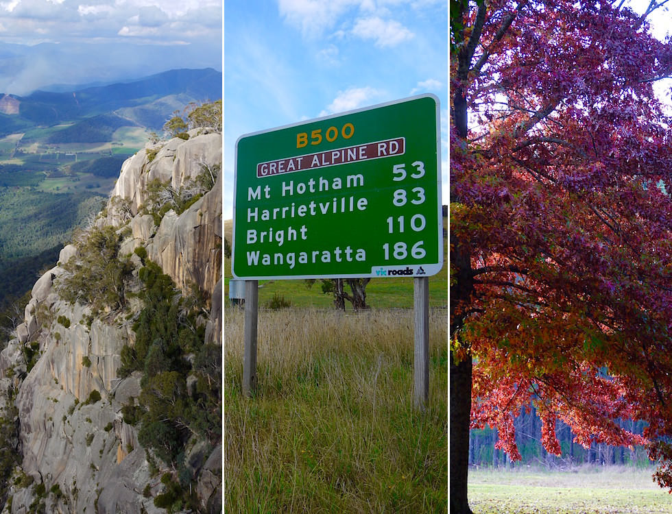 Great Alpine Tourist Road - Victoria