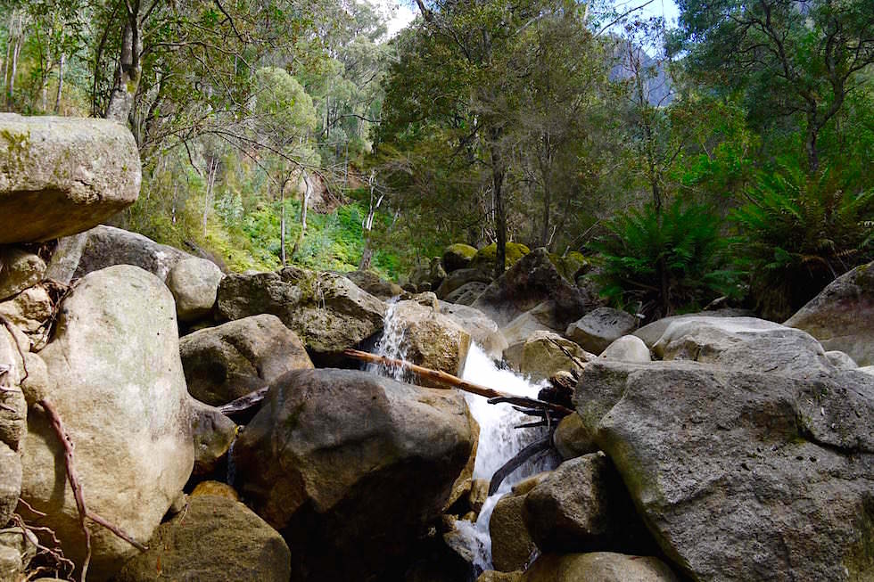 Eurobin Falls - Mt Buffalo - Bright - Victioria
