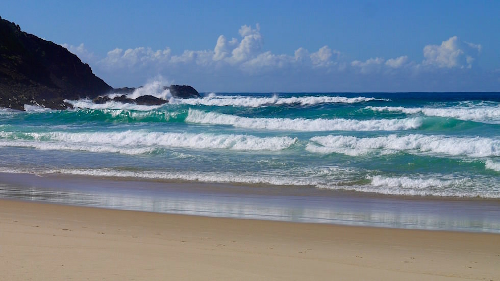 Boat Beach - Seal Rocks - NSW