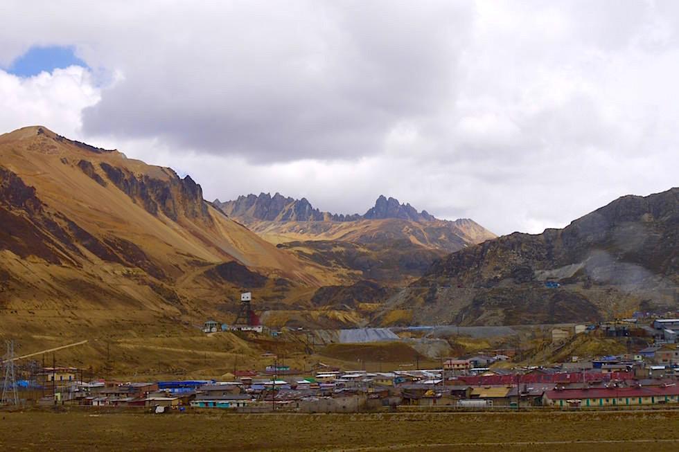 Morococha - Ticlio Pass - Peru