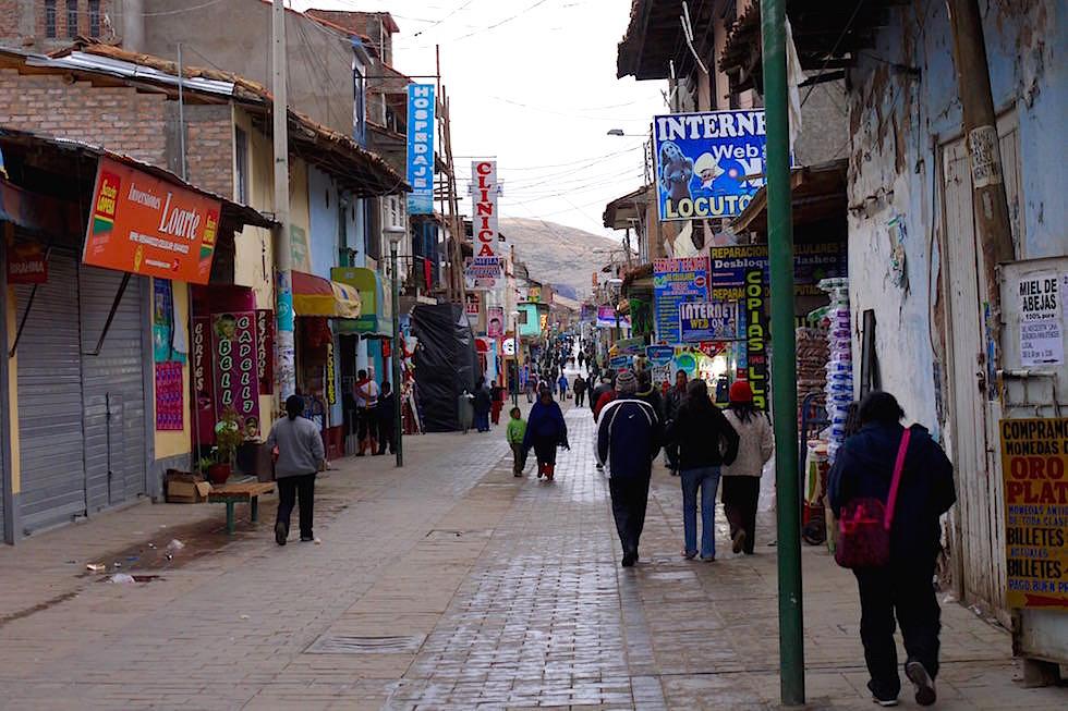 Jauja Zentrum - Peru