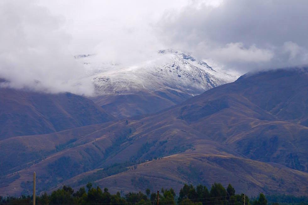 Bergwelt - Jauja - Peru