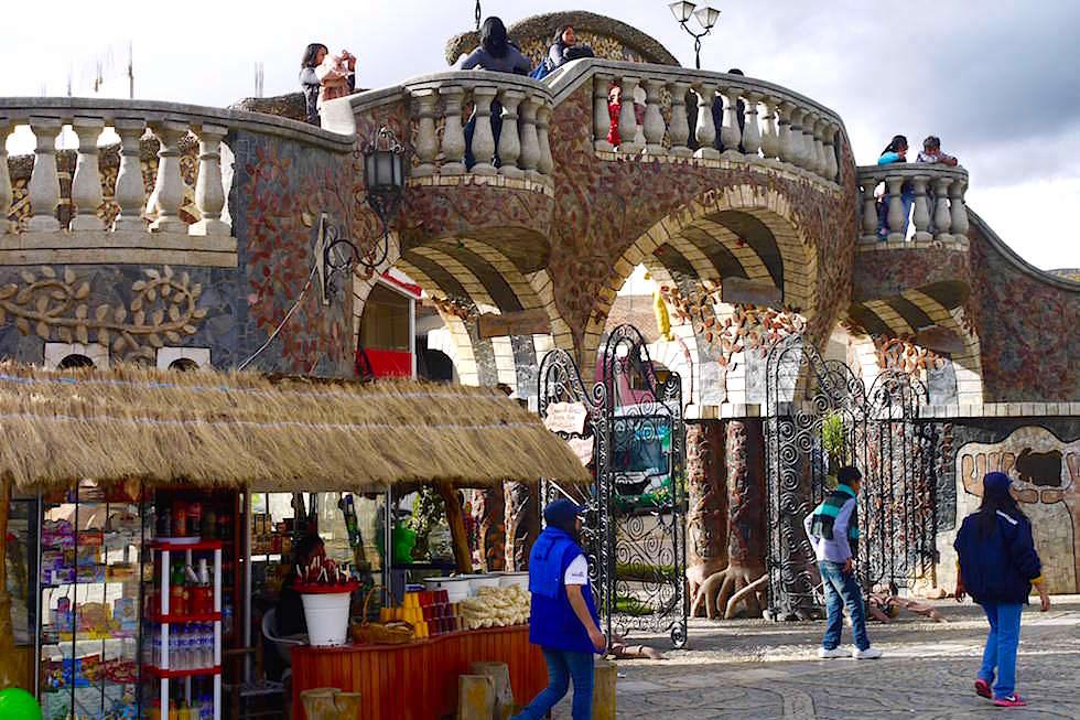 Park in Huancayo - Peru