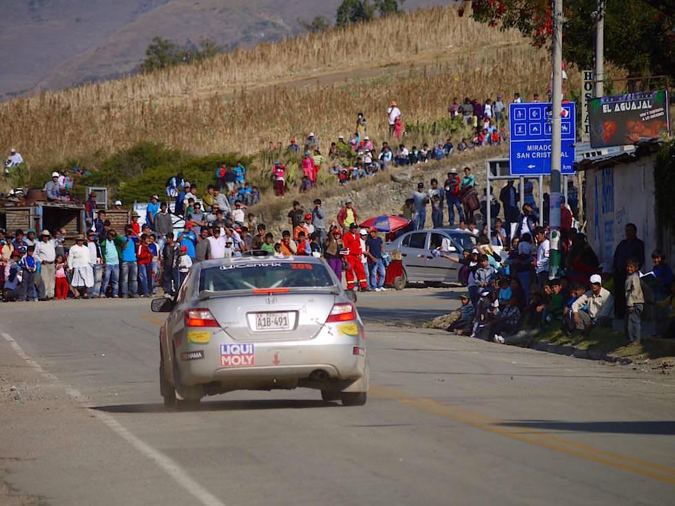 Rally Caminos del Inca - Curahuasi Peru