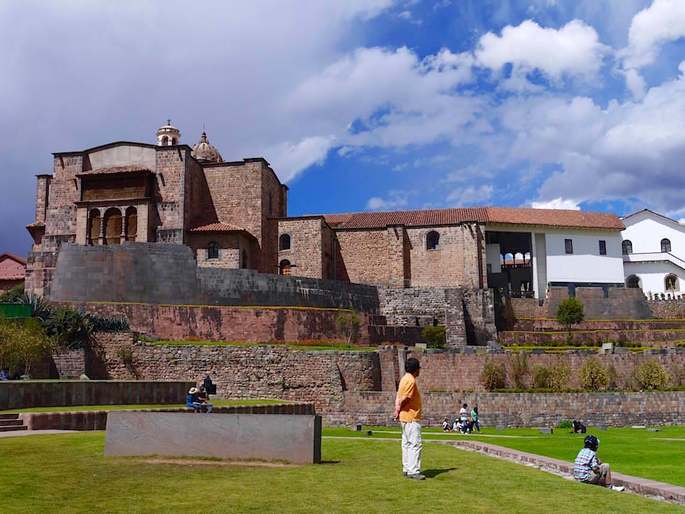 Qorikancha & Jardin Sagrada - Cusco - Peru
