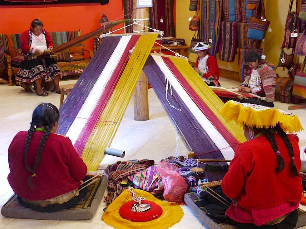 Centro de Textiles Tradicionales del Cusco - Peru