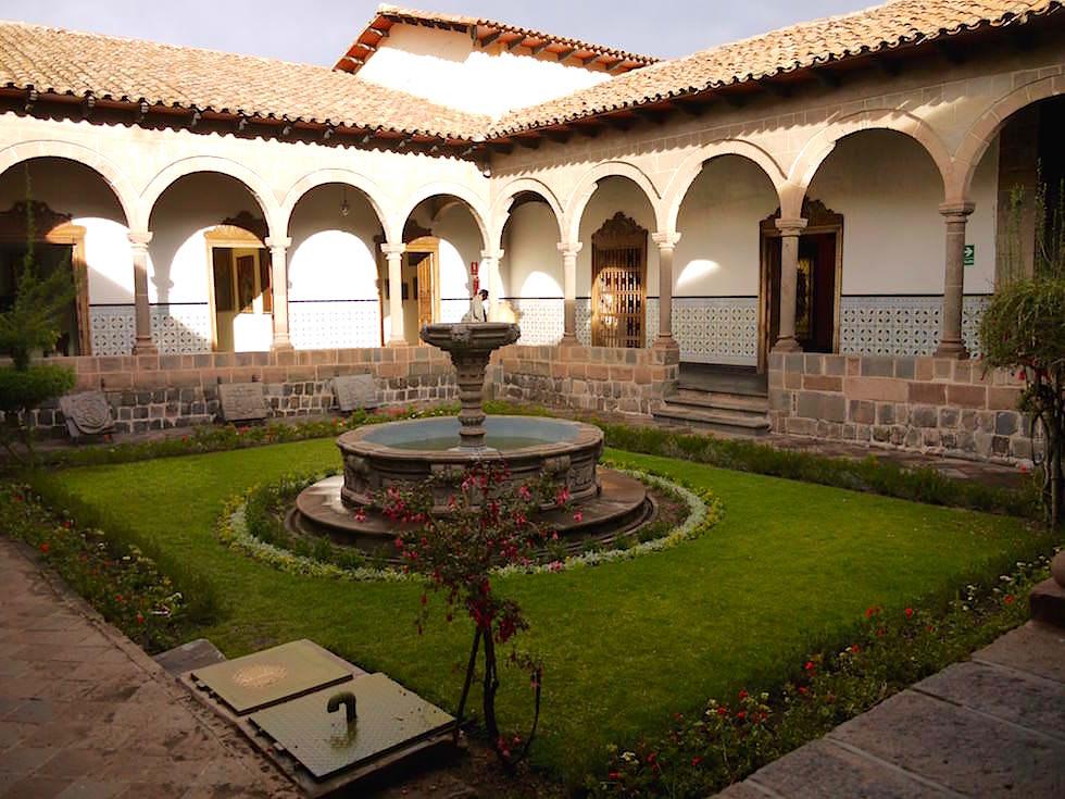Innenhöfe - Cusco - Peru
