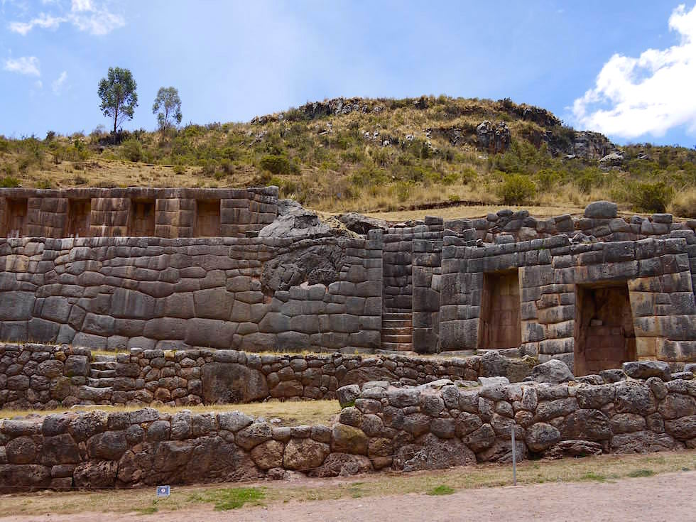 Tambo Machay - Cusco Highlights - Peru