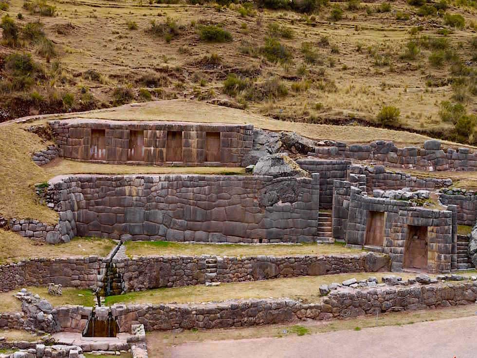 Tambomachay - Cusco Highlights - Peru