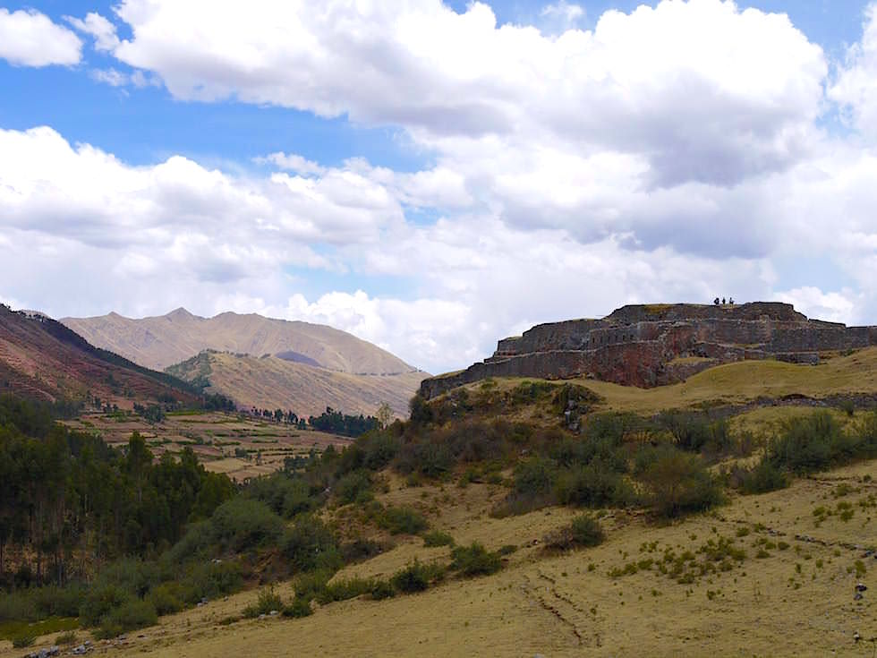 Puca Pucara - Cusco Highlights - Peru
