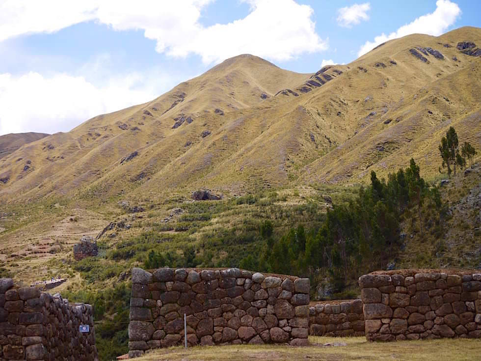 Puka Pukara - Cusco Highlights - Peru