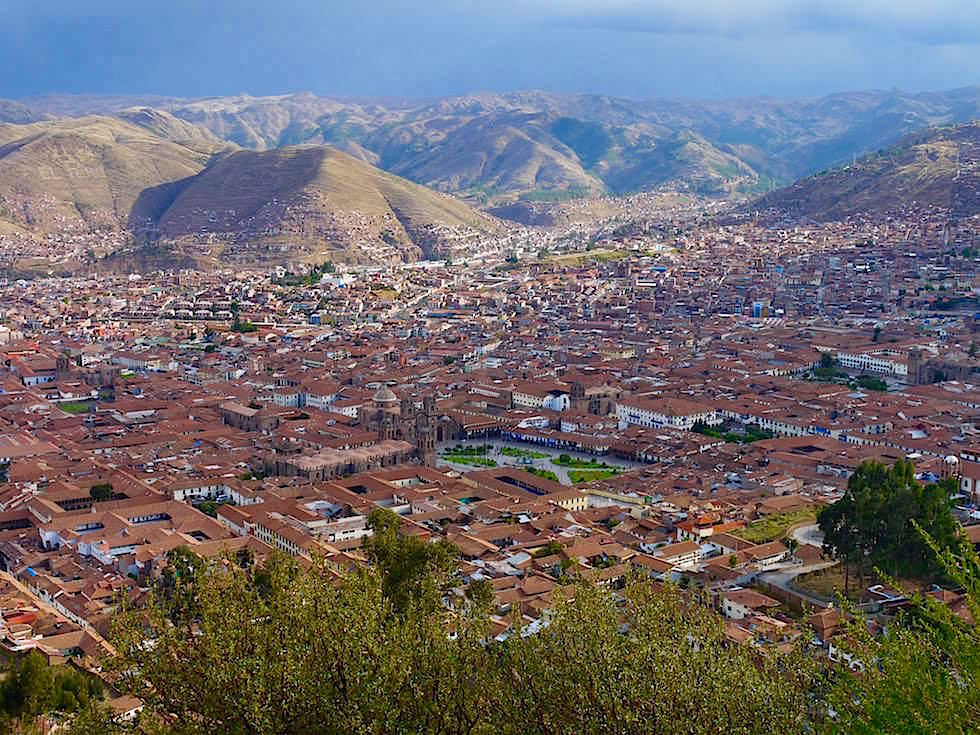 Cusco von oben - Cusco Highlights - Peru