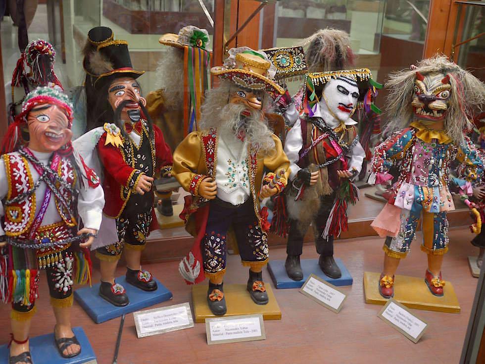 Masken Museum - Cusco - Peru