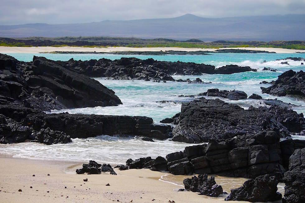 Strand Cerro Brujo - Galapagos San Cristobal