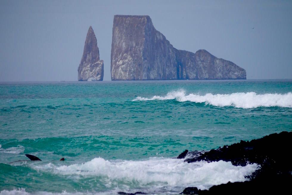 Kicker Rock - Cerro Brujo - Galapagos San Cristobal