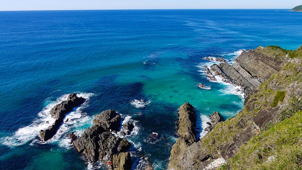 Bennetts Head Lookout in Forster - Forster Tuncurry - Great Lakes New South Wales