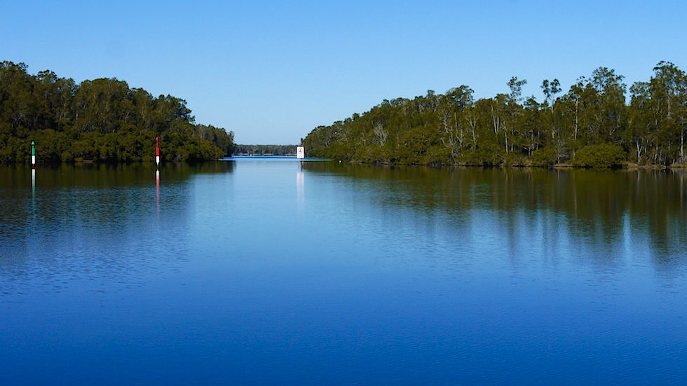 Forster Keys Big Island - Forster Tuncurry - Great Lakes New South Wales