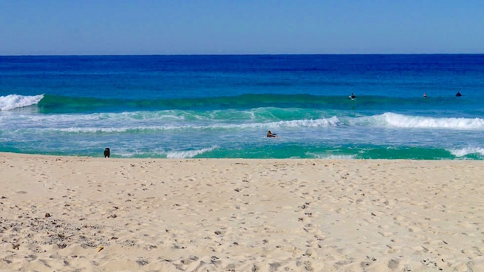 7 Mile Beach Booti Booti - Forster Tuncurry - Great Lakes New South Wales