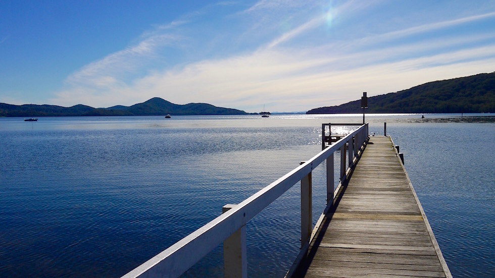 Wallis Lake Südende - Forster Tuncurry - Great Lakes New South Wales