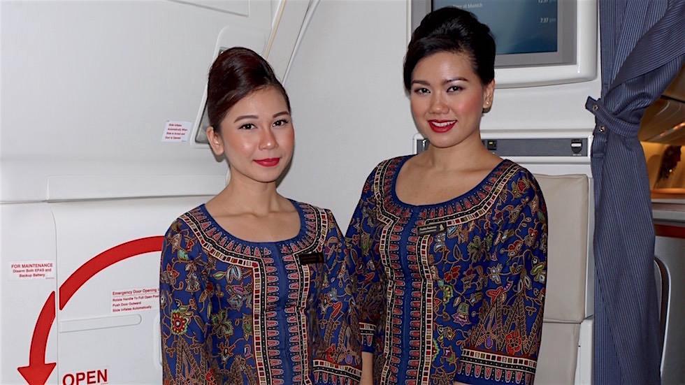 Singapore Airlines - Premium Economy Class