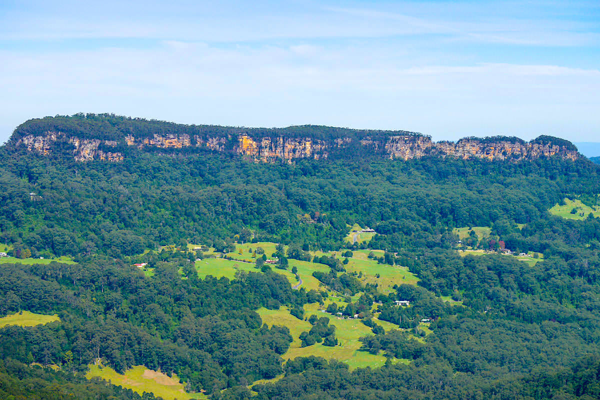 Barren Grounds Wanderung mit grandiosem Ausblick - Illawarra & Kiama Hinterland Highlights und Ausflüge - New South Wales