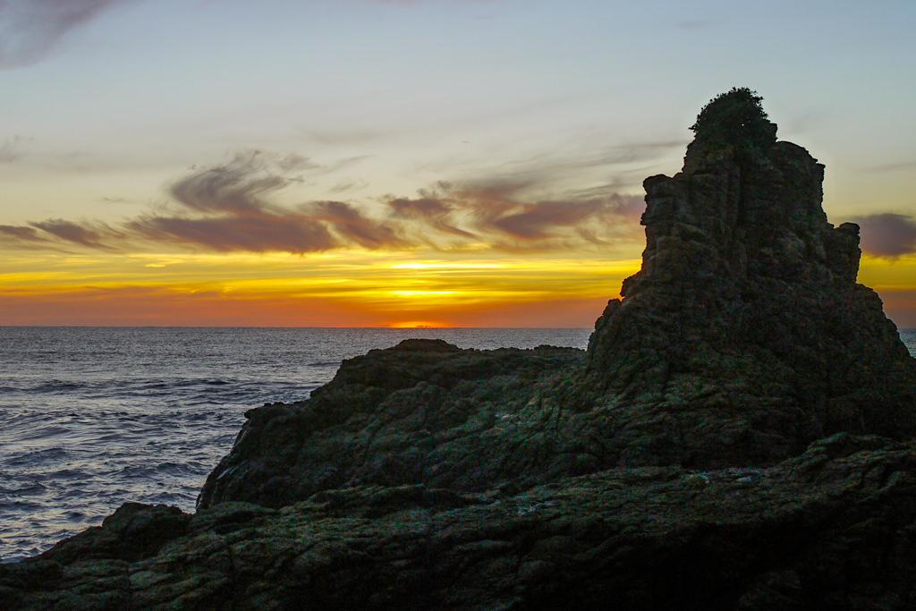 Cathedral Rocks - Sonnenaufgänge zwischen den pittoresken Felsen sind ein Insider Tipp und gehören zu den besten Kiama Highlights - New South Wales
