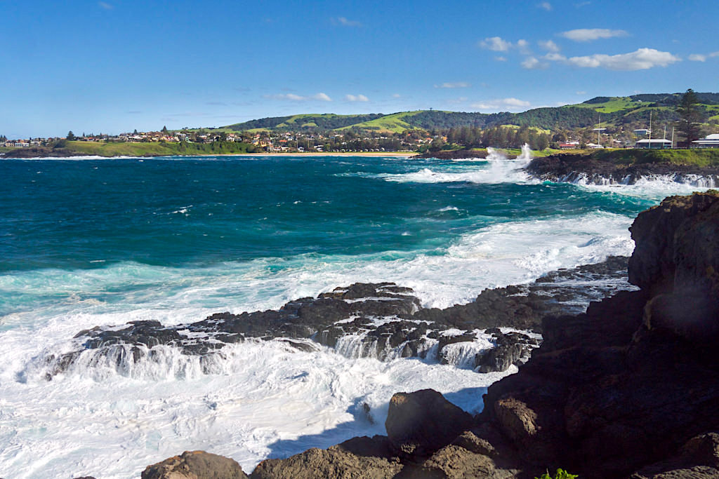 Kendalls Beach & East Beach - Stunning Kiama Coast Walk - New South Wales