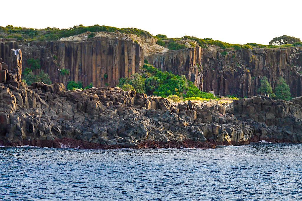 Kiama Coast Walk - Vista of Bombo Quarry - New South Wales