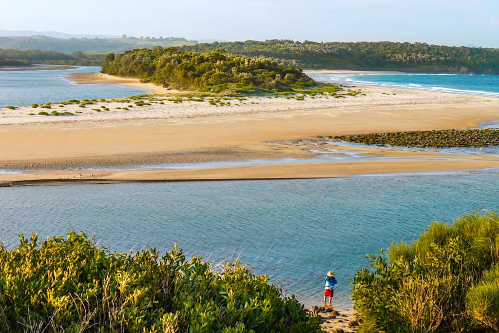 Minnamurra Headland & Minnamurra Spit - Atemberaubende Ausblicke vom Kiama Coast Walk - New South Wales