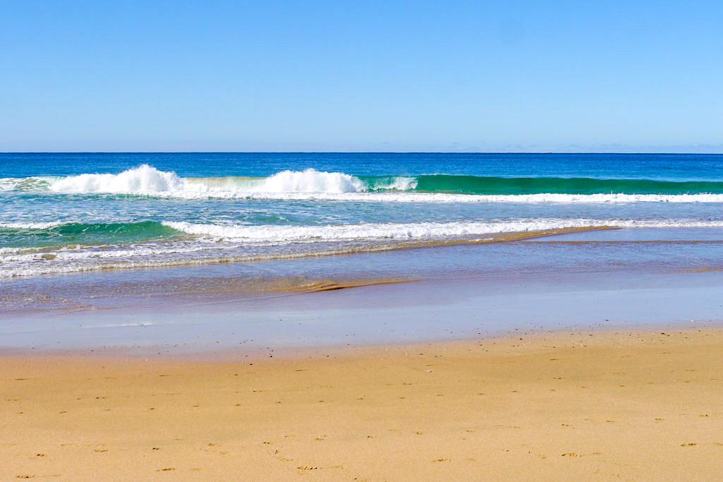 Mystics Beach or endless, beautiful Minnamurra Beaches - Kiama Highlights - New South Wales