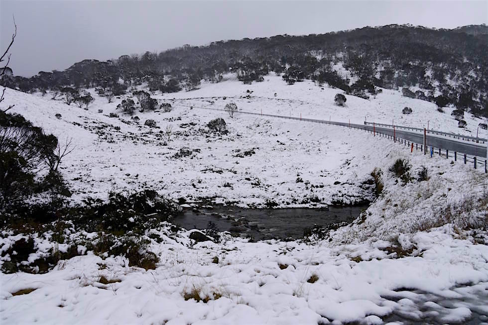 Kosciuszko National Park im April - New South Wales