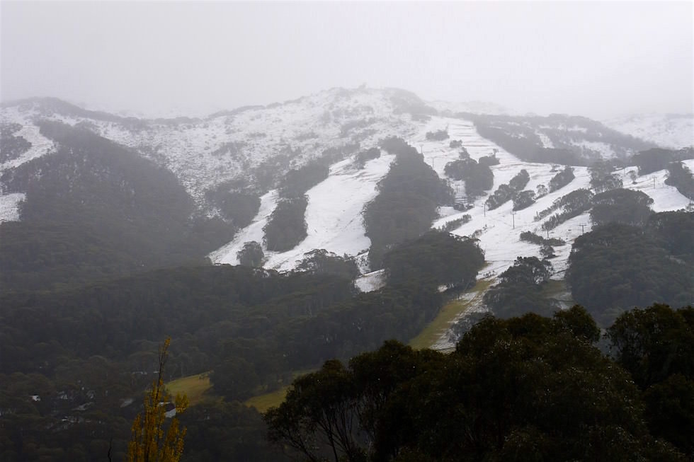 Thredbo - Kosciuszko National Park - New South Wales
