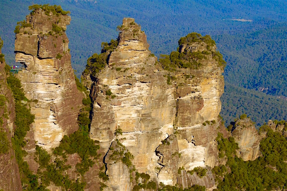 Three Sisters - Echo Point - Blue Mountains - NSW
