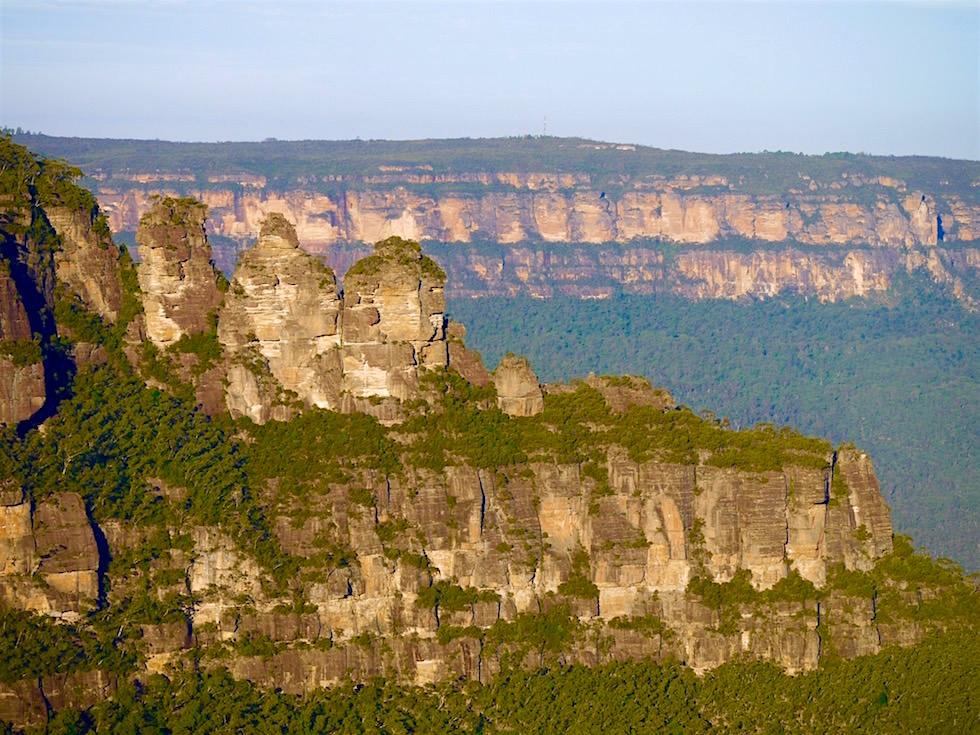 Ausblick - Three Sisters Blue Mountains - NSW