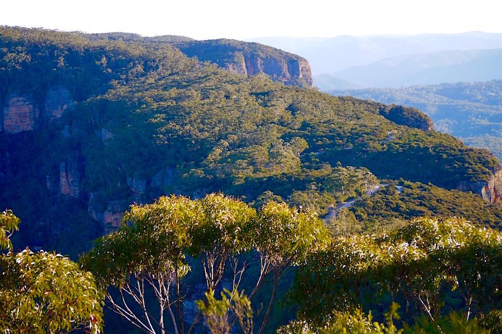 Ausblick Echo Point - Blue Mountains - NSW