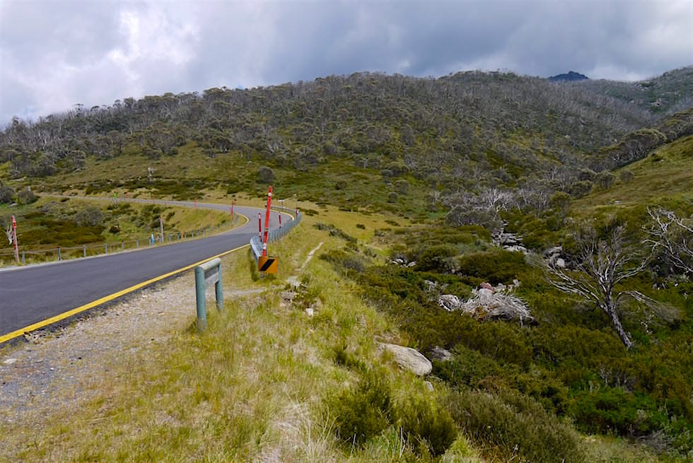 Alpine Way - Kosciuszko National Park - NSW