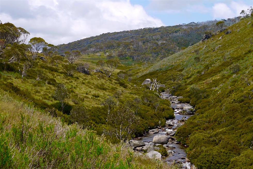 Cascade Trail - Kosciuszko National Park - NSW