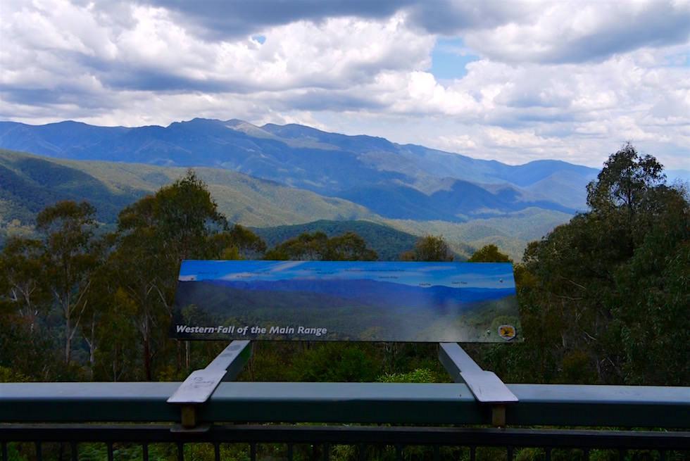 Main Range - Kosciuszko National Park - NSW